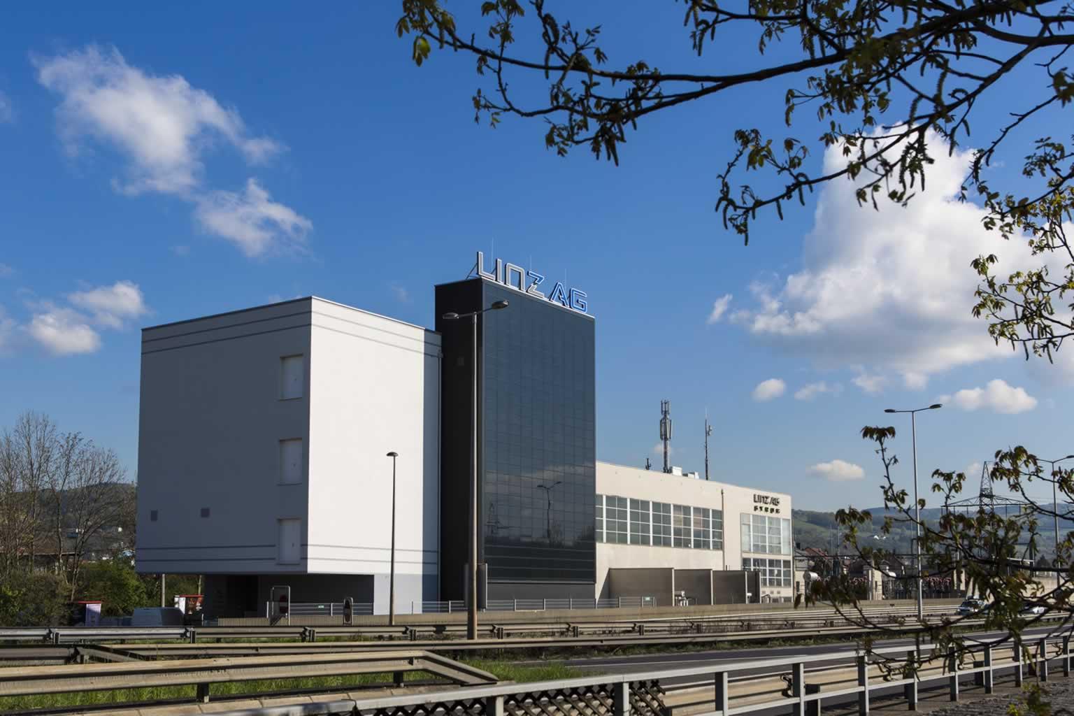 Rechenzentrum IT- und Data Center der LINZ AG TELEKOM Außenansicht