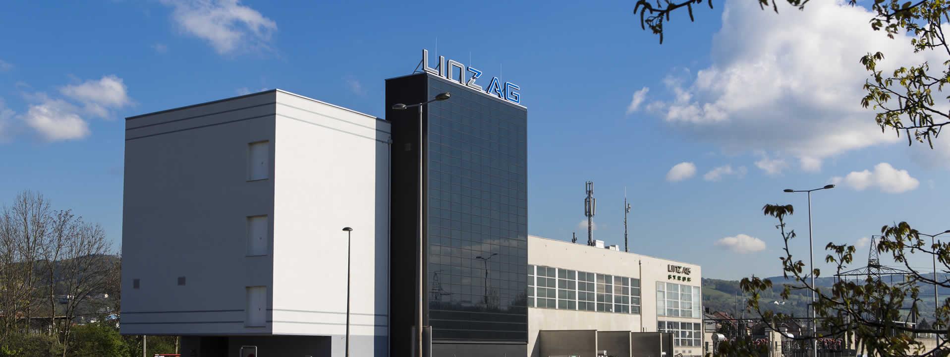 Rechenzentrum IT- und Data Center Linz von außen