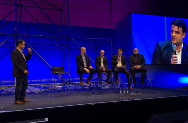 """Georg Linhard (LINZ AG TELEKOM) zu Gast auf der """"Cisco Live"""" in Berlin"""