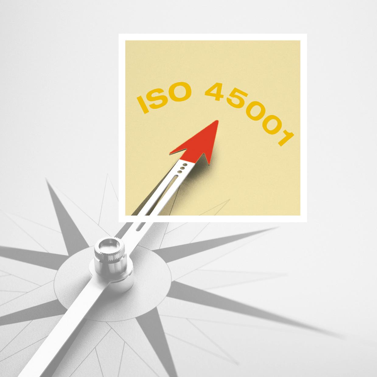 Die LINZ AG TELEKOM zertifiziert nach der neuen internationalen Norm ISO 45001.
